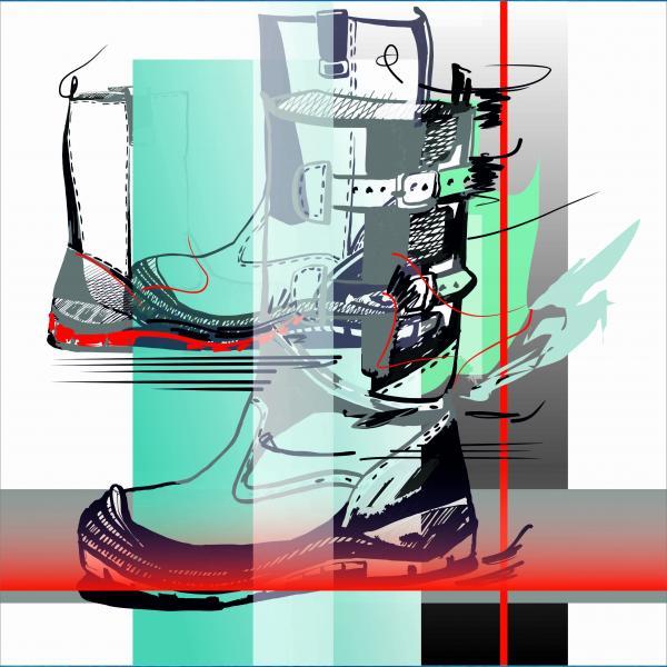 Техно Зима - AICUS - Кусинская обувная компания